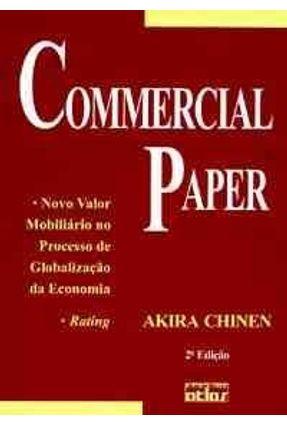 Commercial Paper - 2 Edicao 2000 - Chinen,Akira | Hoshan.org