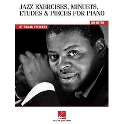 Oscar Peterson - Jazz Exercises, Minuets, Etudes & Pieces For Piano Revised