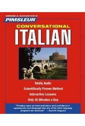 Pimsleur Conversational Italian - Vários Autores | Tagrny.org