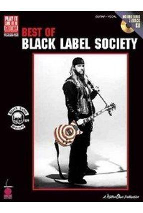 Best of Black Label Society - Black Label Society (COP) | Hoshan.org