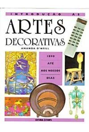 Introdução Às Artes Decorativas - O'neill,Amanda pdf epub