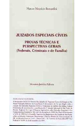 Juizados Especiais Civeis - Provas Tec Perspc - Bernardini,Marcos Mauricio   Hoshan.org