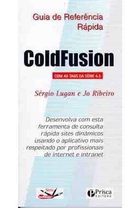 Coldfusion - Guia de Referencia Rapida - Lugan,Sergio | Hoshan.org