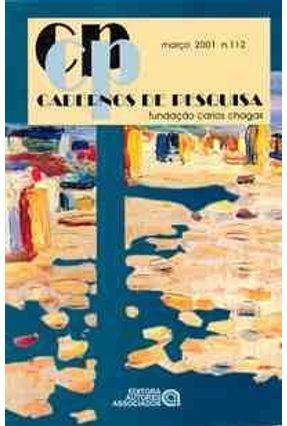 Cadernos de Pequisa - 112 Marco 2001 - Diversos   Hoshan.org