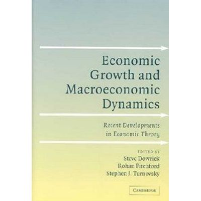 Economic Growth and Macroeconomic Dynamics