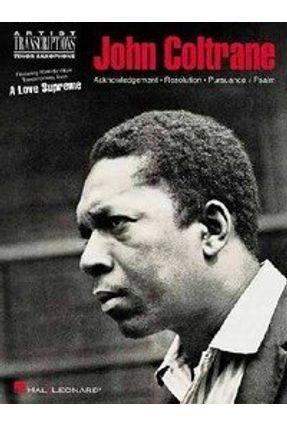 John Coltrane - A Love Supreme - Coltrane,John pdf epub