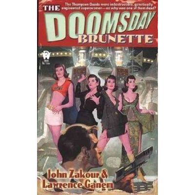 The Doomsday Brunette
