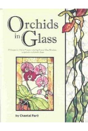 Orchids In Glass - Pare,Chantal   Hoshan.org
