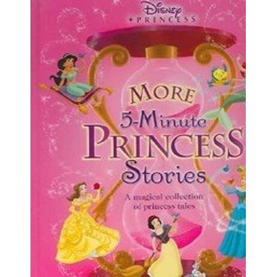 More 5-Minute Princess Stories