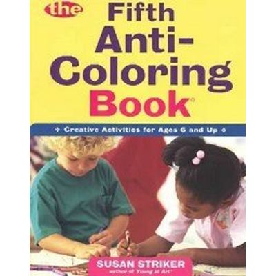 Fifth Anti-Coloring Book