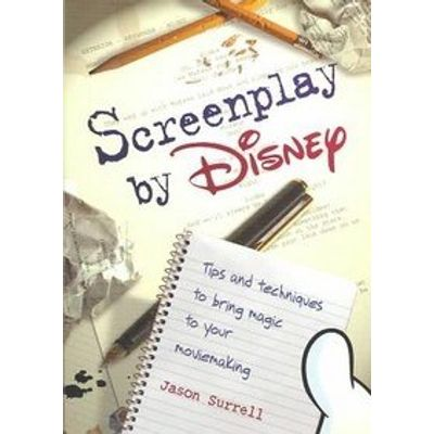 Screenplay by Disney