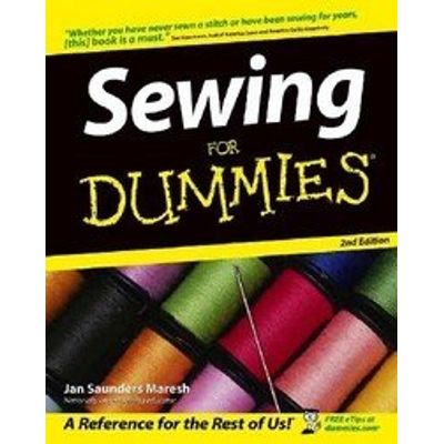 Sewing For Dummies<sup>®</sup>, 2nd Edition