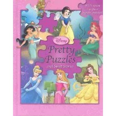Disney Princess Pretty Puzzles and Sweet Stories