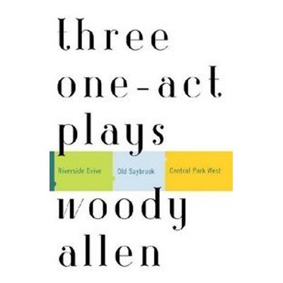 Three One-Act Plays