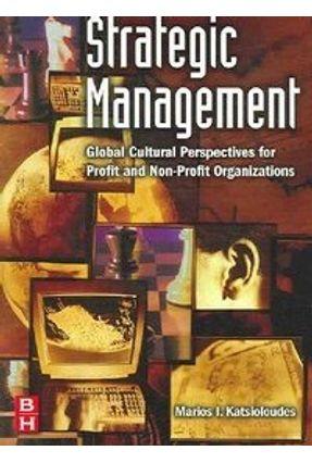 Strategic Management - Katsioloud   Nisrs.org