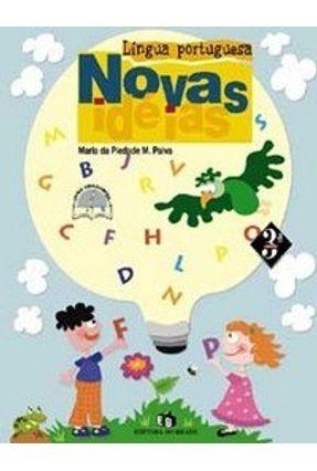 Novas Ideias 3a - Lingua Portuguesa - Paiva,Maria da Piedade M.   Hoshan.org