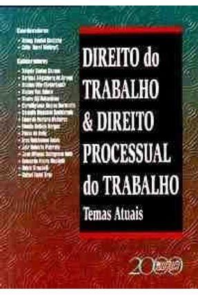 Direito do Trabalho & direito Processo do Trabalho - Waldraff,Celio Horst   Hoshan.org