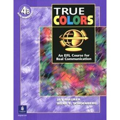 True Colors 4b - Senac Pack -  Sb / Wb / 2 CDs