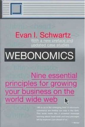 Webonomics - Schwartz,Evan I. | Tagrny.org