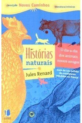 Histórias Naturais - Col. Novos Caminhos - Renard,Jules   Hoshan.org