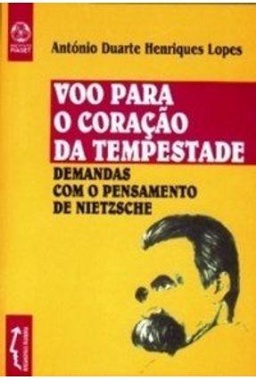 Voo para o Coração da Tempestade - António Duarte Lopes pdf epub