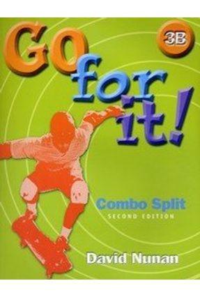 Go For It ! 3b Combo Split - 2nd Edition - Nunan,David pdf epub