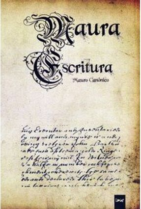 Maura Escritura ( Poesias ) - Canônico,Mauro | Nisrs.org
