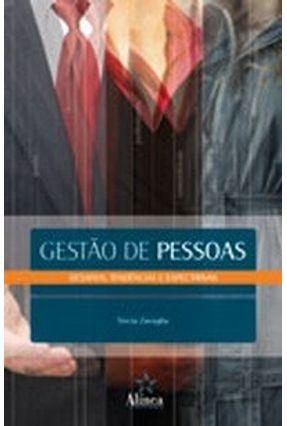 Gestão De Pessoas - Desafios, Tendências e Expectativas - Zavaglia,Tércia | Nisrs.org