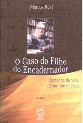 Edição antiga - O Caso do Filho do Encadernador - Col. Passando a Limpo - 2ª Edição - Rey,Marcos pdf epub