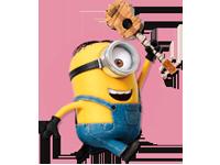 logo minions
