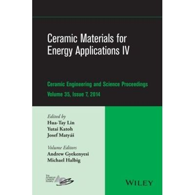 Ceramic Materials for Energy Applications IV