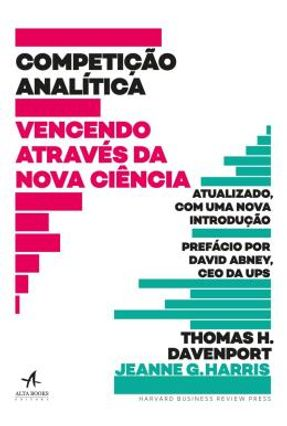 Competicao Analitica - Vencendo Atraves Da Nova Ciencia