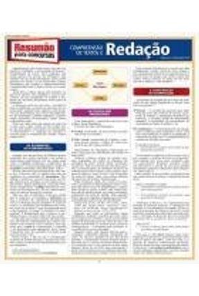 Resumão - Compreensão de Textos e Redação - Ferrarotto,Priscila | Nisrs.org
