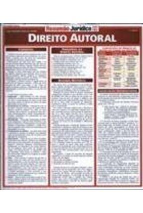 Resumão - Direito Autoral - Jurídico 23