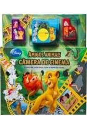 Câmera de Cinema - Amigos Animais - Zadrozny,Alicia Zadrozny,Alicia   Nisrs.org