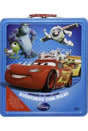 Diversão Em Todo Lugar - Aventuras Com Pixar - Pixar,Disney | Nisrs.org