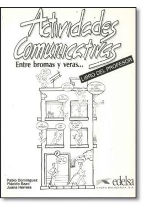 Actividades Comunicativas - Libro Del Profesor