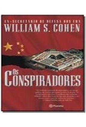 Os Conspiradores - Cohen,Willian S. pdf epub