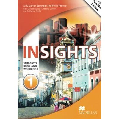 Promo-Insights Student's Book With Workbook & Mpo-1