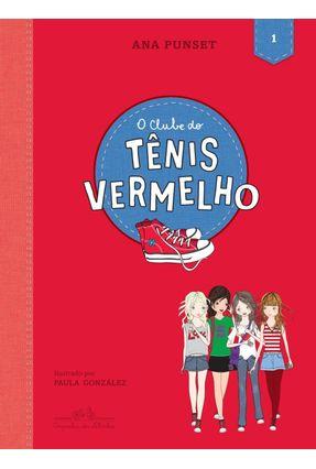 O Clube do Tênis Vermelho - Vol.1 - Punset,Ana | Tagrny.org