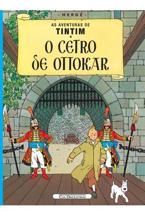 As Aventuras de Tintim - o Cetro de Ottokar - Herge Herge   Hoshan.org