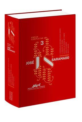Obras Completas - Vol. 3 - Saramago,José   Hoshan.org