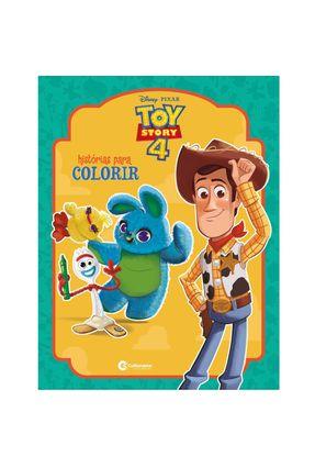 Toy Story 4 Histórias Para Colorir - Rodrigues,Naihobi S. pdf epub