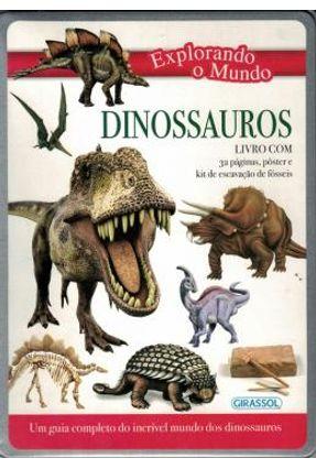 Explorando O Mundo - Dinossauros - North Parade Publishing North Parade Publishing   Nisrs.org