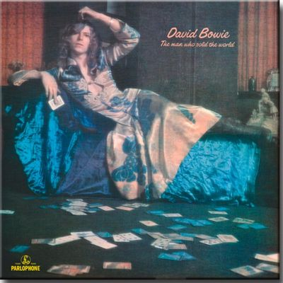 Vinil David Bowie - The Man Who Sold The World