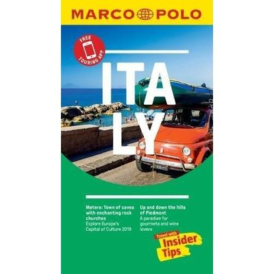 Italy - Marco Polo Pocket Guide