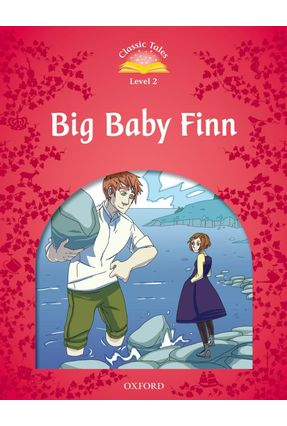Big B - Activity Booky Finn Ct - Level 2 - 2ª Edition - Sue Arengo   Nisrs.org