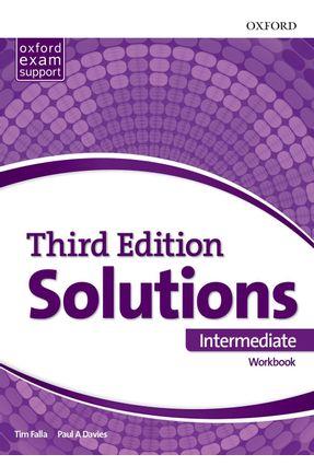 Solutions Interm - Workbook - 3ª Edition - Falla,Tim Davies,Paul pdf epub