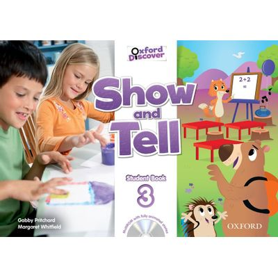 Show And Tell - Level 3 - Student's Book W Multirom Pk