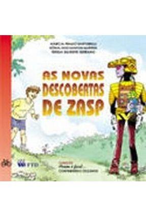 As Novas Descobertas de Zasp - C. Assim É Fácil - Sartorelli,Marcia Prado | Hoshan.org